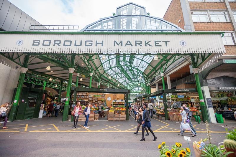 Urban Veg Growing & Cooking at Borough Market (9.30am-1.30pm) - Image 5