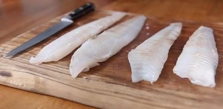 plaice-fillet