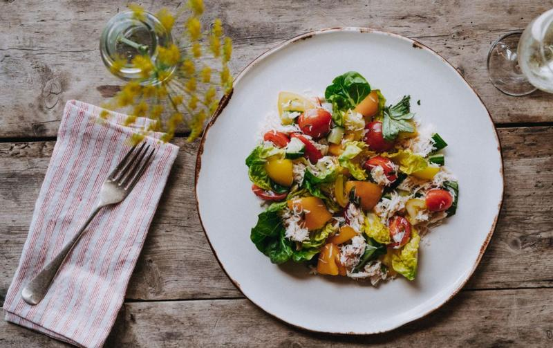crab-tomato-salad