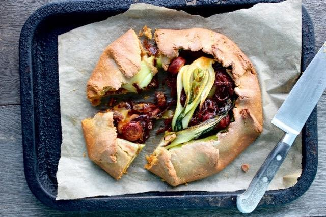 Gluten Free Savoury Galette and Pastry Masterclass