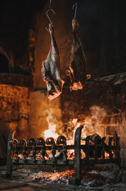 meat-hanging-over-fire