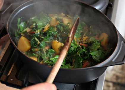 chard-pot-curry