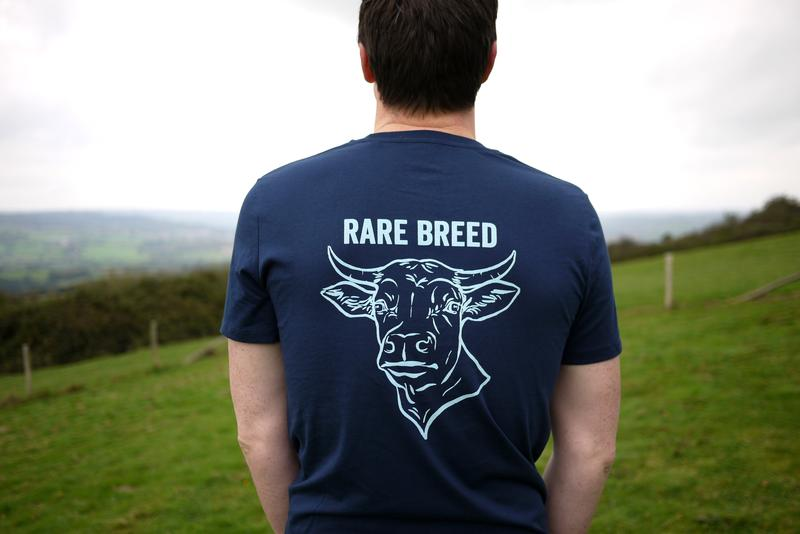Men's T-Shirt - Rare Breed - Image 1