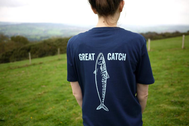 Ladies T-Shirt - Great Catch - Image 1