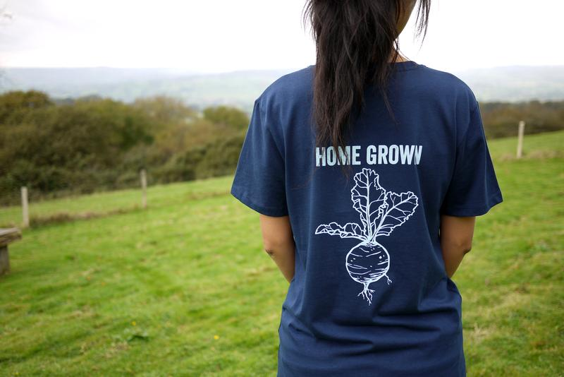 Ladies T-Shirt - Home Grown - Image 1