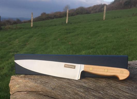 "8"" Cooks Knife - Image 1"