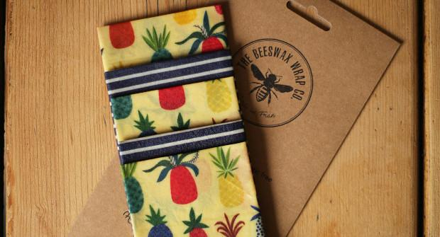 Beeswax Wrap - Large Kitchen Pack - Image 1