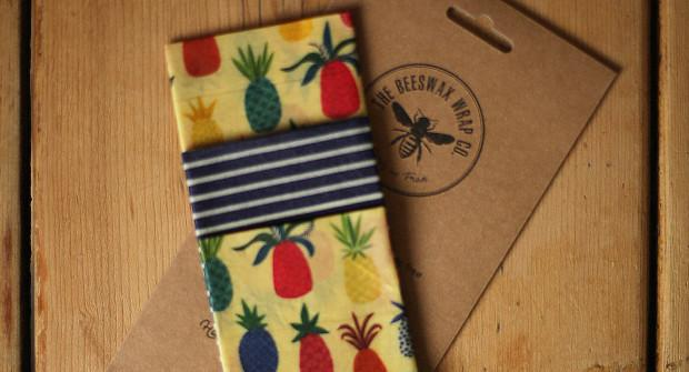 Beeswax Wrap - Medium Kitchen Pack - Image 4