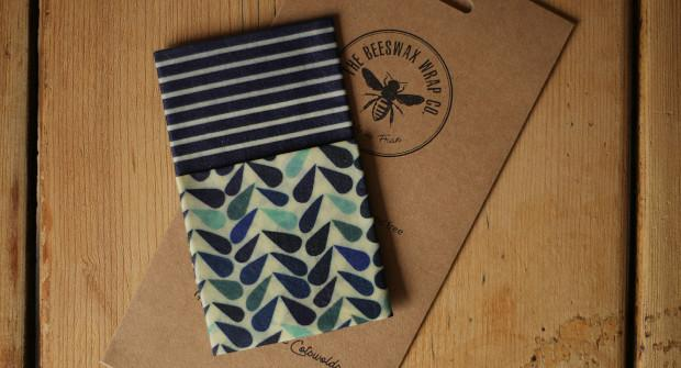 Beeswax Wrap - Small Kitchen Pack - Image 1