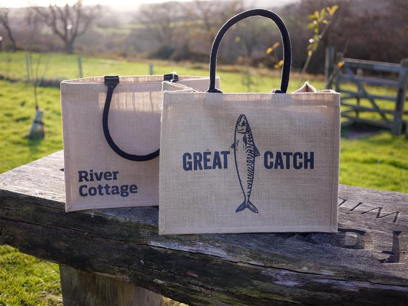 Large shopper bag - Great Catch