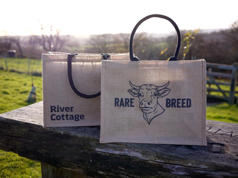Large shopper bag - Rare Breed