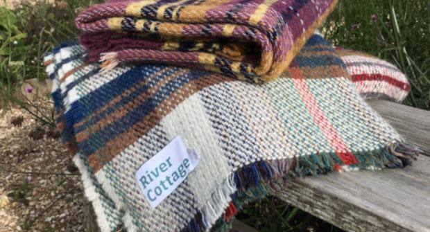 Tweedmill All Wool Blanket