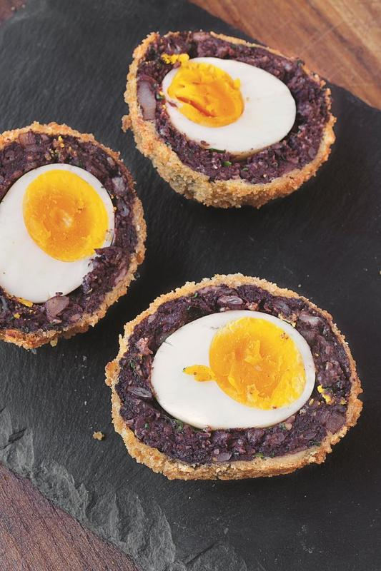 Black pudding scotch eggs river cottage black pudding scotch eggs forumfinder Choice Image