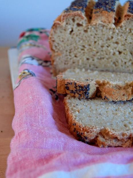 Buckwheat cheaty sourdough