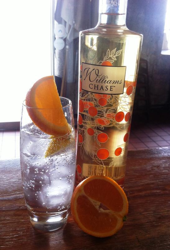 Seville Orange Gin & Tonic