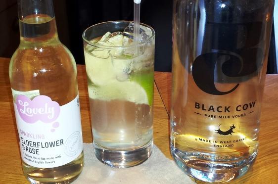 Elderflower & Rose Vodka