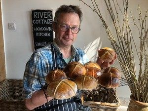 If you would like to try Gelf's Hot Cross Buns or the original River Cottage handbook recipe, head to the Baking section of the recipe collection here on rivercottage.net