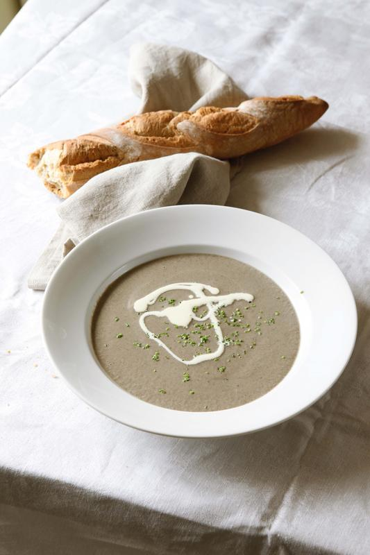 Creamy mushroom soup | River Cottage
