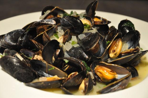 Mussels in EPA