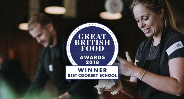 Best Cookery School 2018!