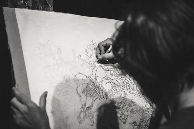 Mindful Drawing Retreat