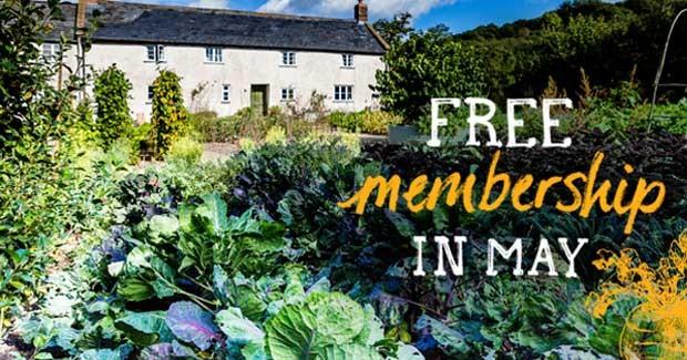 Free Membership In May