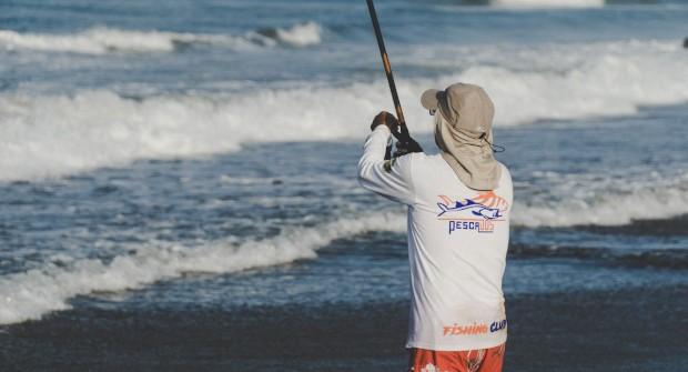 Shoreline Fishing Course